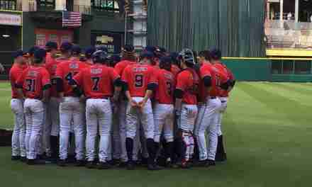 Rebels fall to No. 17 Baylor in first game of Shriners College Classic
