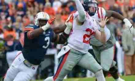 Postgame Points: Auburn 44, Ole Miss 23
