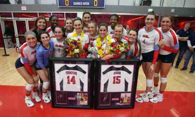 Sophomore Stroup steals the show on Senior Night in Ole Miss' win over South Carolina
