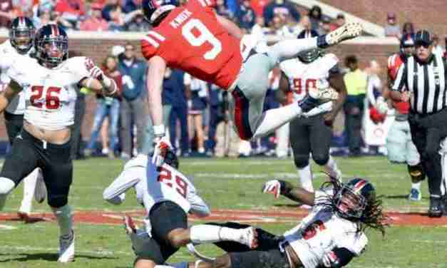 Postgame Points: Ole Miss 50, Louisiana 22