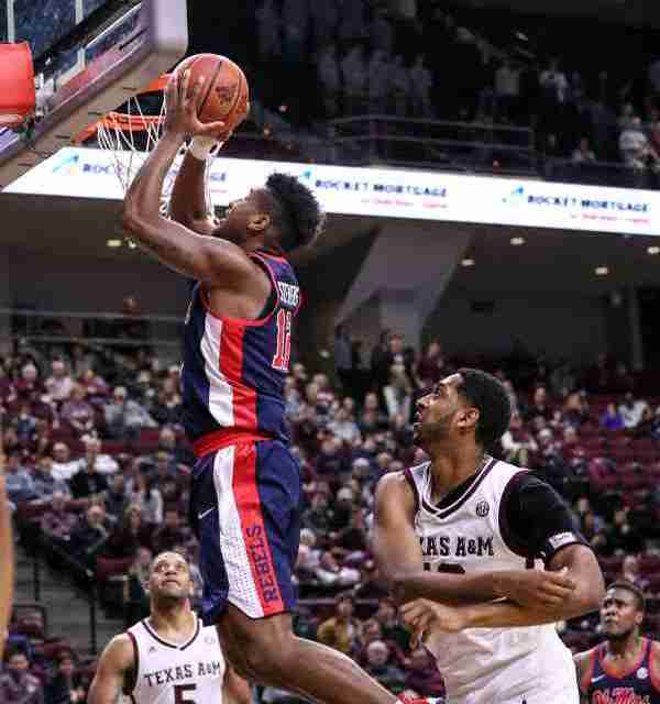 Rebels ready to take on the Razorbacks in 'chaotic' Bud Walton Arena