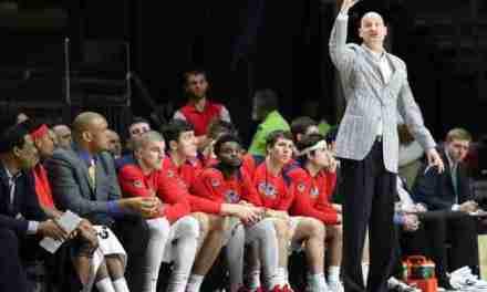 Rebels prepare to face Arkansas in first of Kennedy's final six regular-season games as head coach