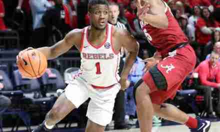 Rebels look to build on win over Alabama, stay in hunt for postseason bid