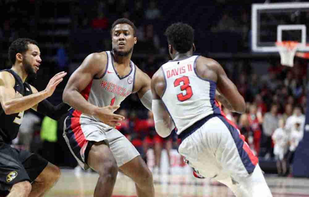Three things to watch in Ole Miss versus LSU men's basketball matchup