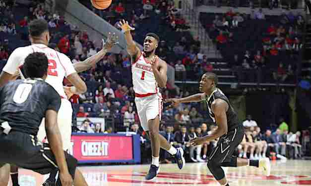 Ole Miss vs. South Carolina: Three things to watch in the Rebels' SEC tourney game
