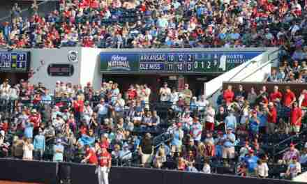 Weekend Wrap-Up: No. 4 Rebels storm back to win final two games, take series from No. 5 Arkansas