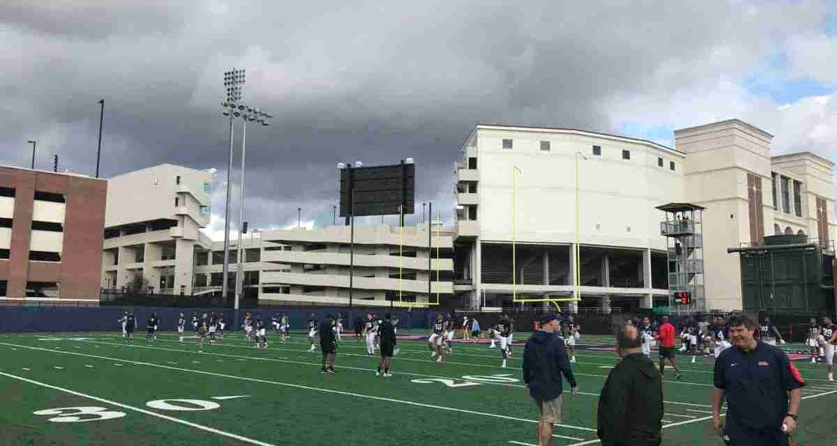 Ole Miss spring update: Rebels' offensive line finding replacements, building depth
