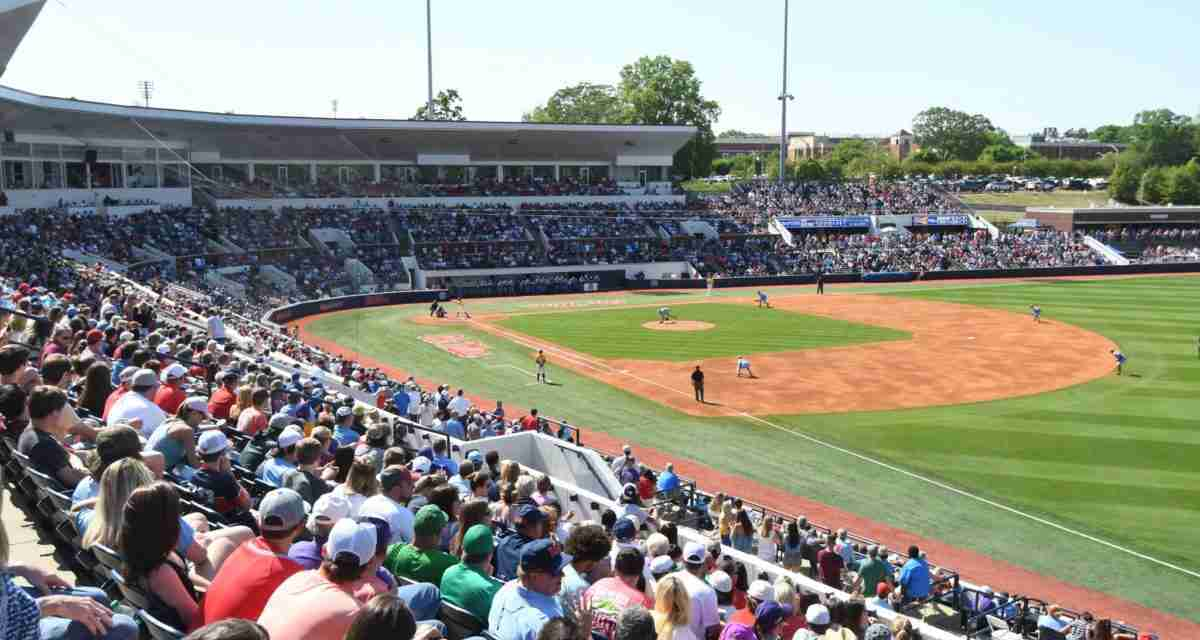 Weekend Wrap-Up: No. 5 Ole Miss takes the series from LSU in front of record crowd at Swayze
