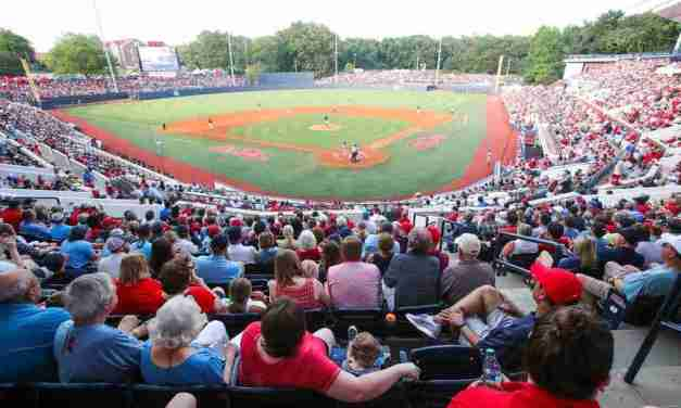 Ole Miss shows why Rebels are national seed with 9-2 rout of Saint Louis
