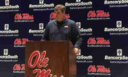 Ole Miss releases first game-week depth chart at Coach Luke's Monday press conference