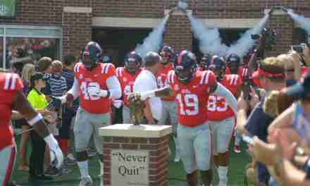 There's no place like home: A student's perspective on Ole Miss' home-opener