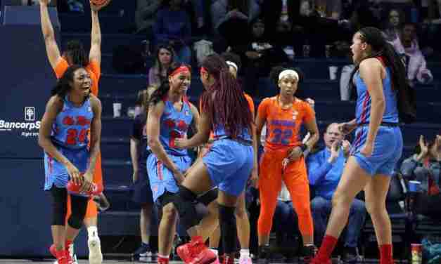 Rebels working hard, rising higher in the Coach Yo era