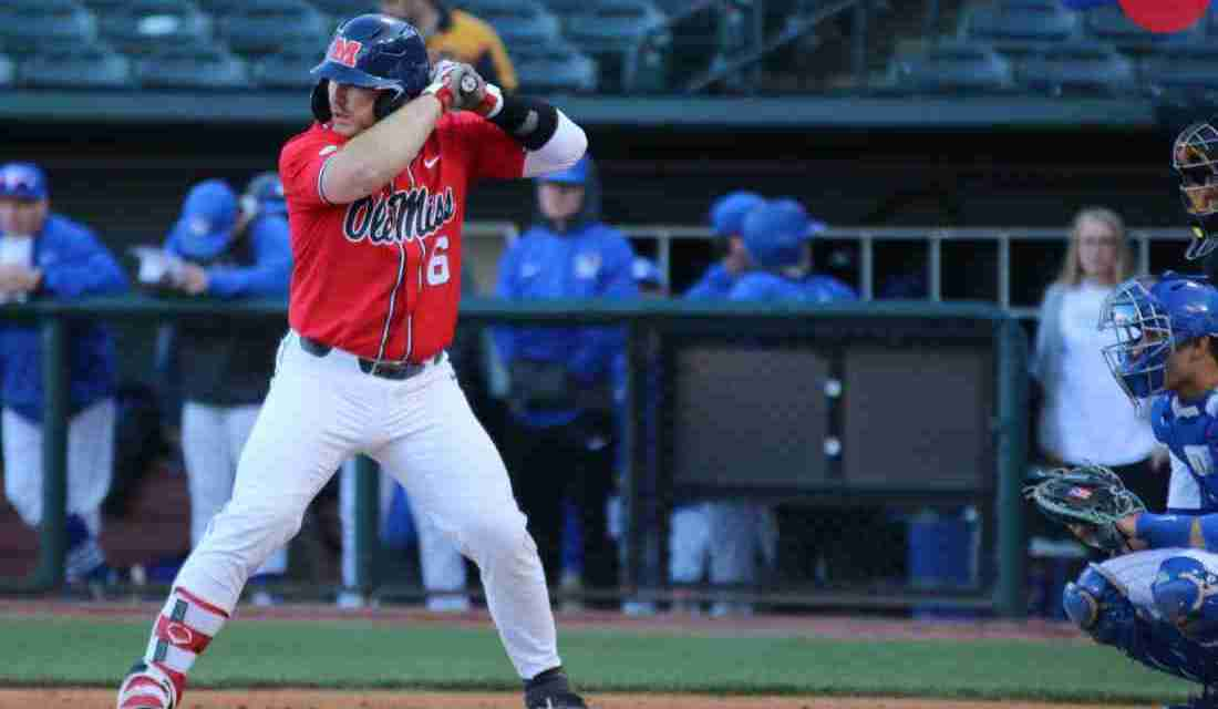 Baseball Preview: Ole Miss heads to Arkansas for series against No. 8 Razorbacks