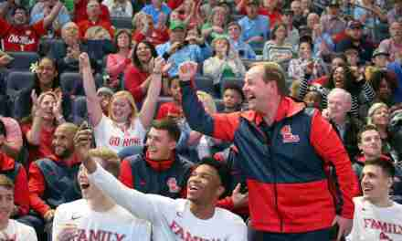 Ole Miss earns No. 8 seed in NCAA Men's Basketball Tournament