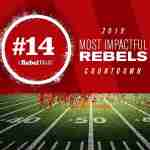 Most Impactful Rebels for 2019: No. 14 Miles Battle
