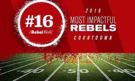 Most Impactful Rebels for 2019: No. 16 Braylon Sanders