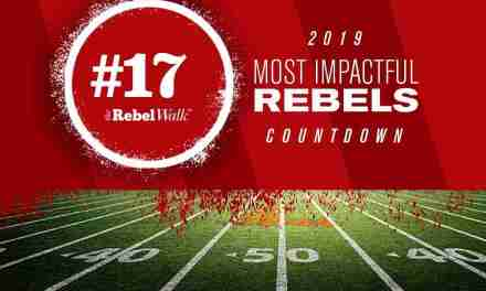 Most Impactful Rebels for 2019: No. 17 Eli Johnson