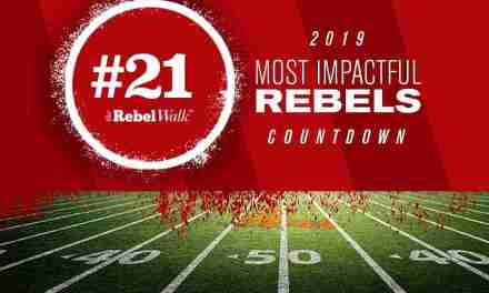 Most Impactful Rebels for 2019: No. 21 Montrell Custis
