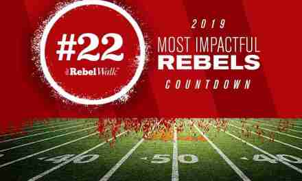 Most Impactful Rebels for 2019: No. 22 Demarcus Gregory