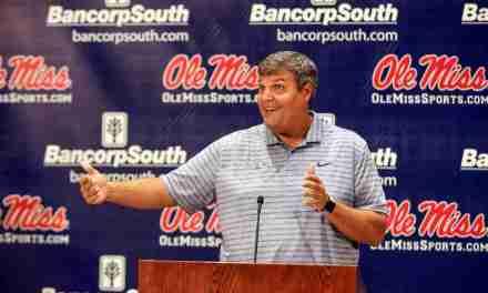 Ole Miss Head Coach Matt Luke previews Rebels' Season Opener at Memphis in Weekly Presser