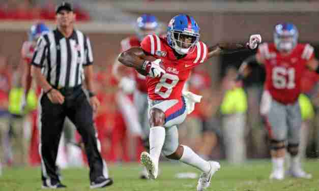 Ole Miss WR Elijah Moore Drafted by the New York Jets