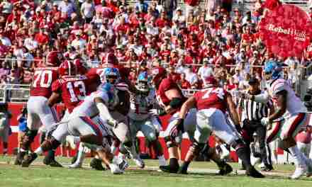 Postgame Points: Alabama 59, Ole Miss 31