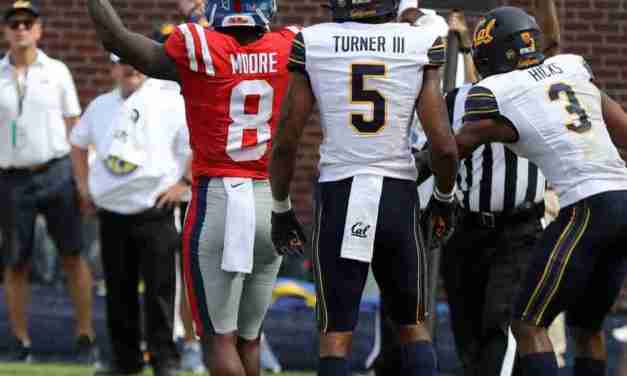 Ole Miss comeback attempt comes up short as Cal defeats Rebels, 28-20