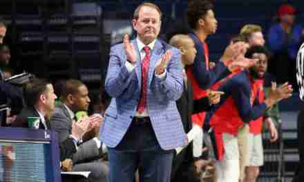 Ole Miss head coach Kermit Davis tests positive for COVID, waiting for results of re-testing