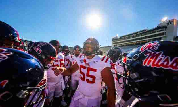 The Rebel RoundUp: Ole Miss hosts South Carolina on Military Appreciation Day