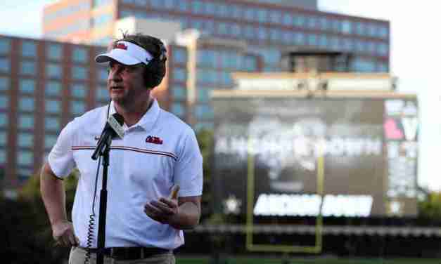 Lane Kiffin discusses COVID-19 postponements, looks ahead to South Carolina