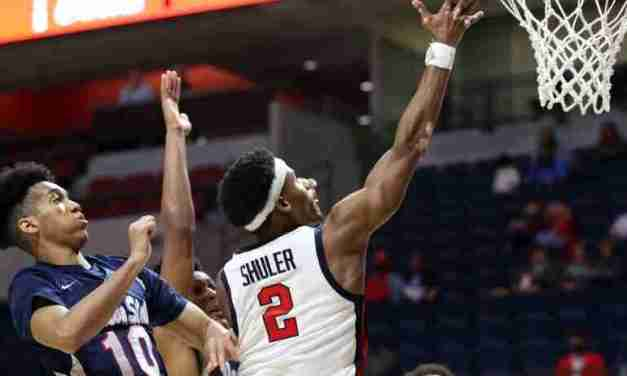 Ole Miss Swarms Jackson State in 80-45 Win, sets sights on Saturday game vs. UNCW