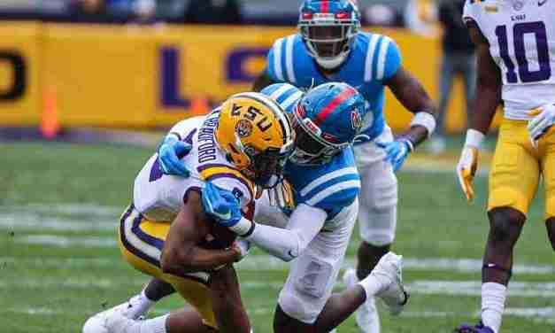 In a Nutshell: Rebels drop Magnolia Bowl battle to LSU, 53-48