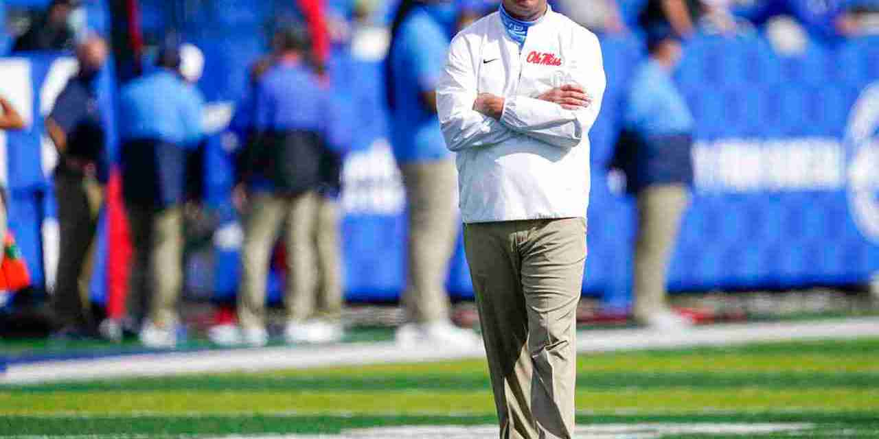WATCH: Coach Kiffin talks about Rebels' upcoming Outback Bowl vs. Indiana