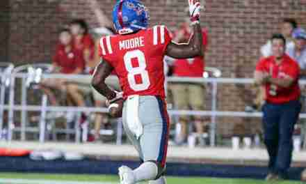Elijah Moore Named Sporting News All-American