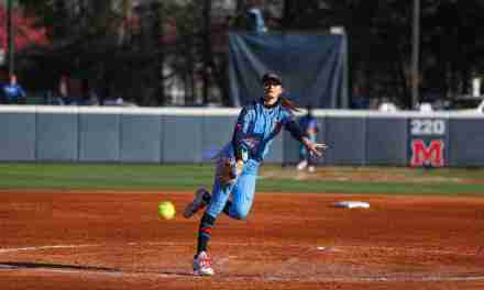 Softball Closes Out Perfect Record at Ole Miss Classic