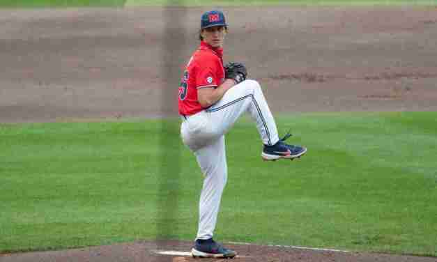 Doug's Excellent Day Leads Ole Miss Past State, 9-0