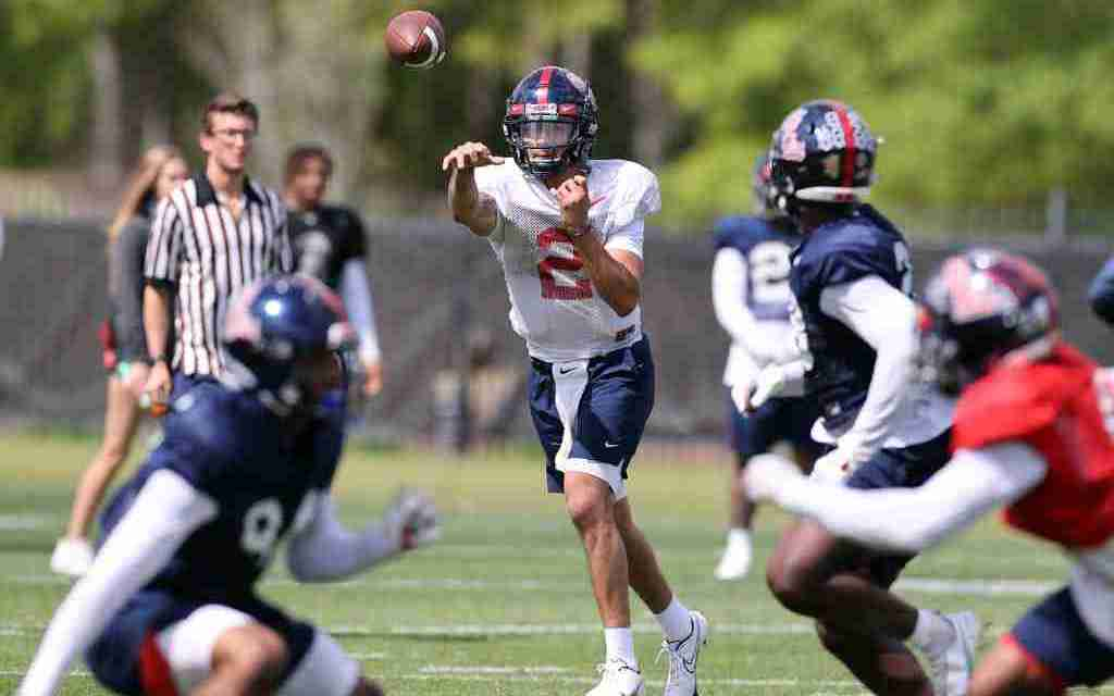 Ole Miss Releases Fan Information for Grove Bowl