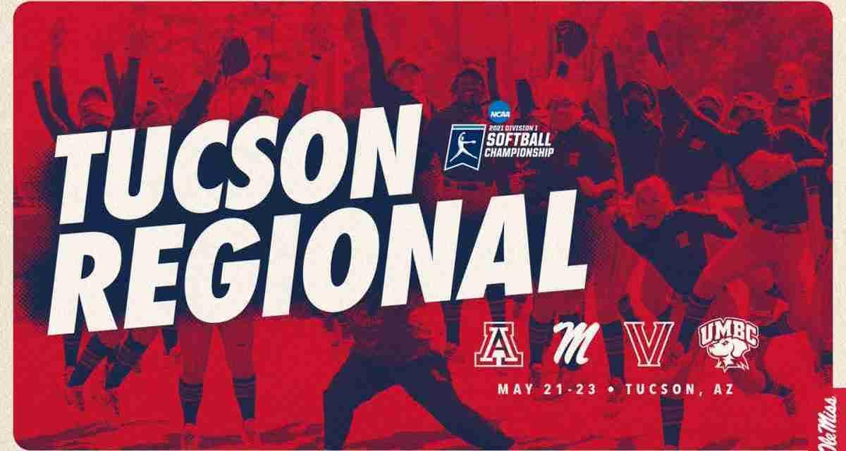 Softball Hits the Desert for NCAA Tucson Regional