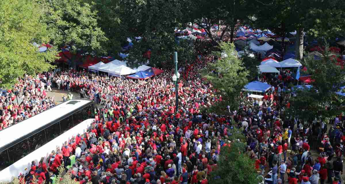 Rebel Road Trip, Ladies Forum, and Vaught Society: It's Always a Great Day to be an Ole Miss Rebel!