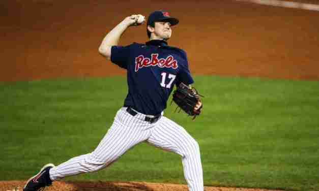 Blue Jays select Ole Miss pitcher Gunnar Hoglund 19th overall in 2021 MLB Draft