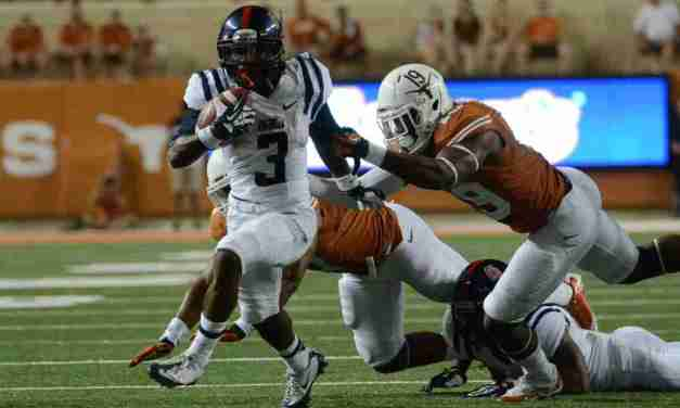 Column: Mrs. Hall joins the SEC; memories of my favorite Longhorn and our SEC vs. Big XII debates