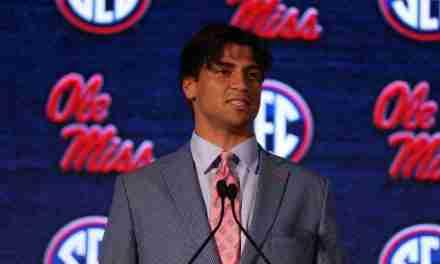 Matt Corral credits his coaches for offensive success last season, growth at quarterback