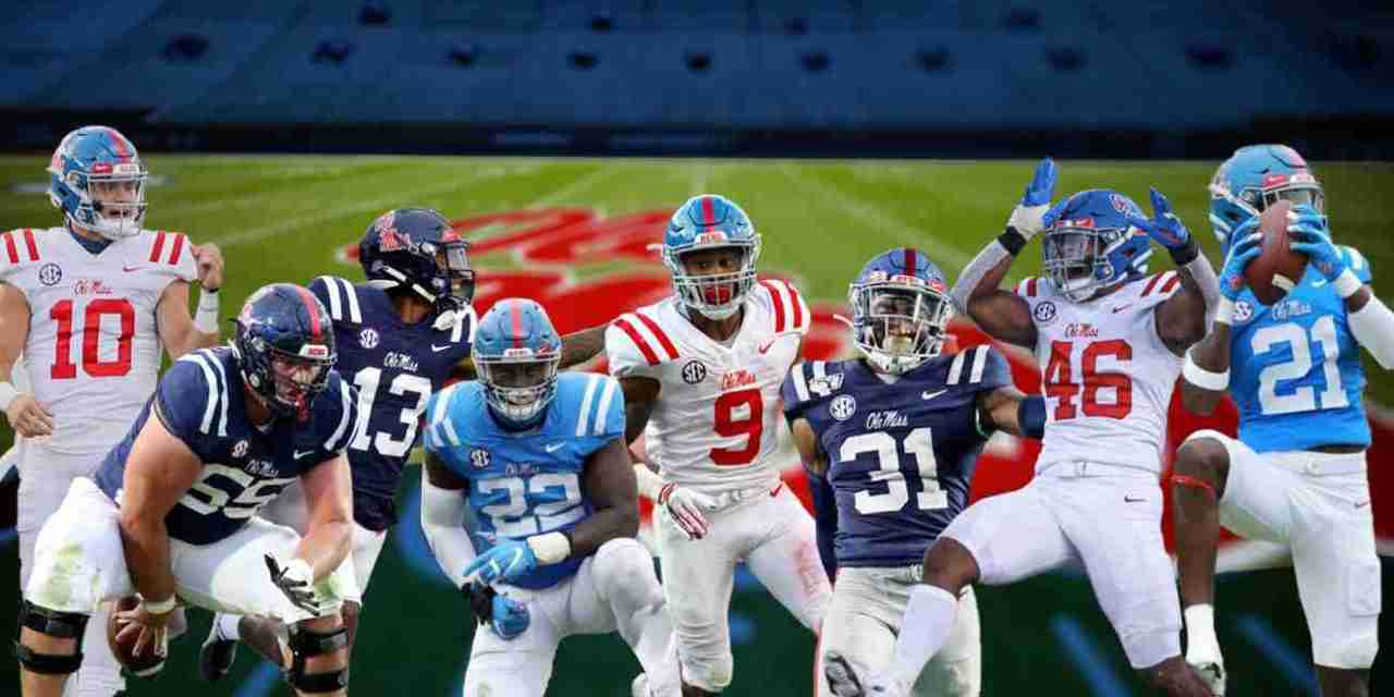 Ole Miss football stars set to host youth football camp July 24 in Oxford