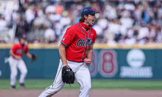 Ole Miss pitcher Doug Nikhazy drafted in second round by Cleveland Indians