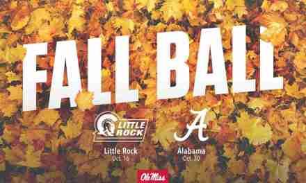 Baseball Announces Fall Games vs. Little Rock, Alabama