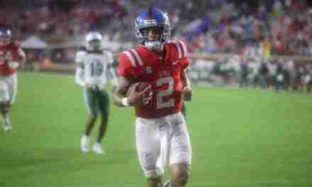 Gamer: Matt Corral and the Ole Miss offense dominate in 61-21 win over Tulane
