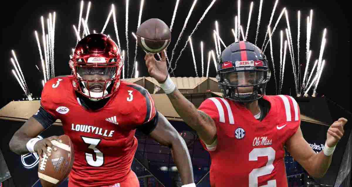 The Rebel RoundUp: Ole Miss Ready to Roll Against Louisville