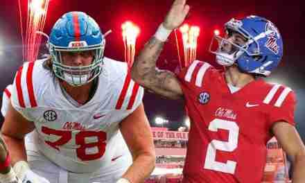 Matt Corral, Jeremy James earn SEC Weekly Honors
