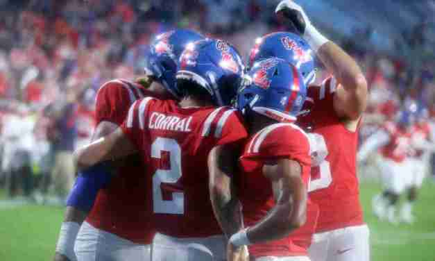 Matt Corral named Walter Camp Player of the Week for Second Week in a Row