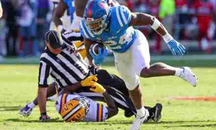 Gamer: Ole Miss dominates LSU in 31-17 win over the Tigers